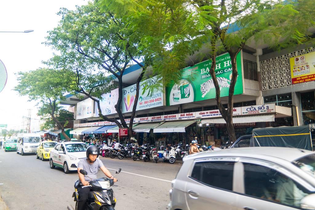 베트남 다낭 여행 - 다낭 한마켓 옆 모습-3729