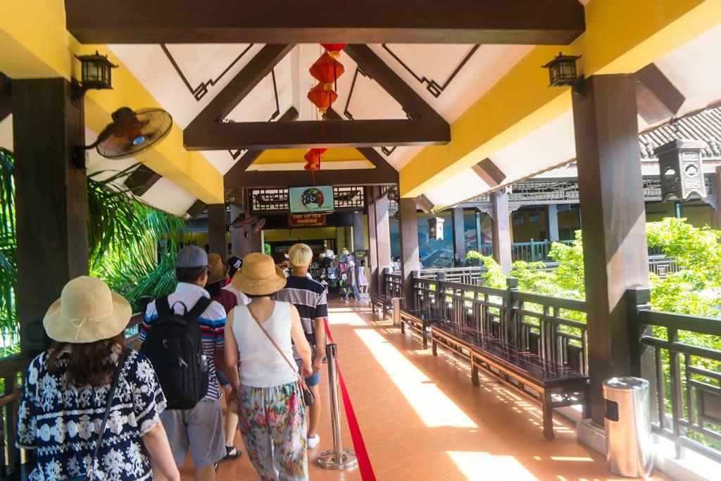 베트남 다낭 여행 - 바나 힐 케이블카 타러 가는 길-3960