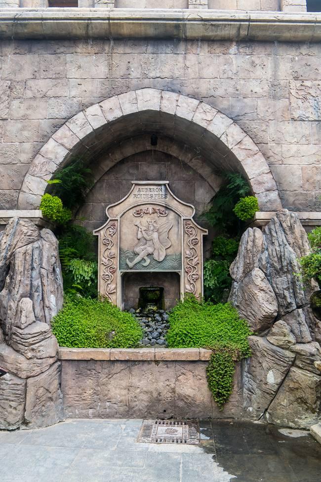 베트남 다낭 여행 - 바나 힐(Bana Hill) 골목 풍경
