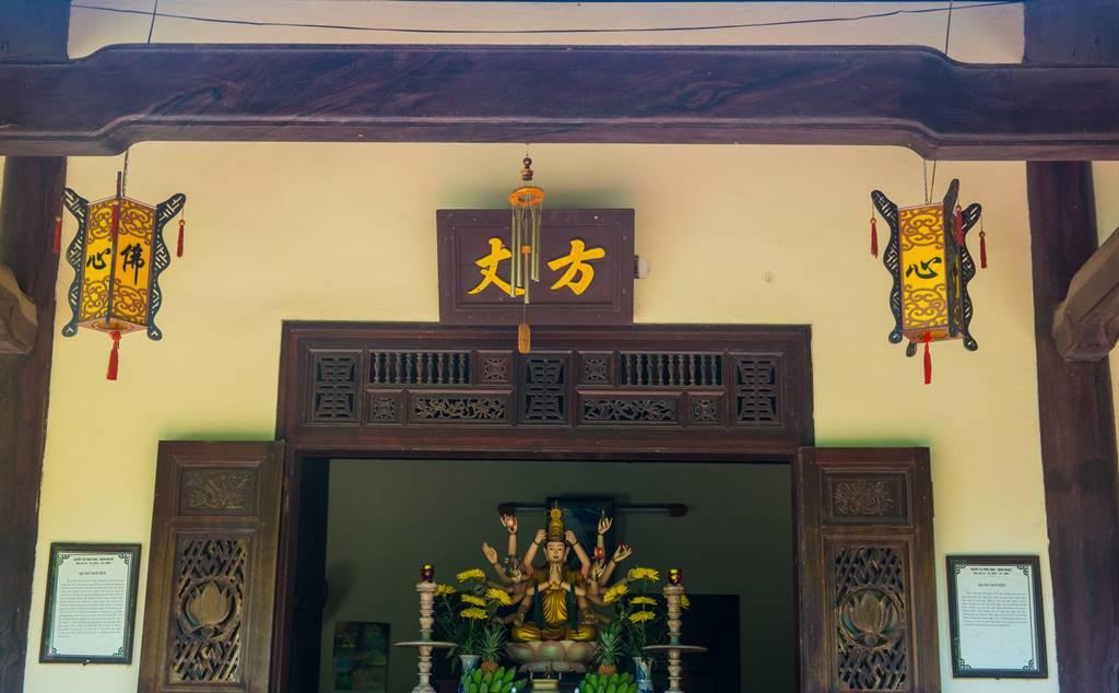 오행산(마블 마운틴) 삼태사(三台寺 추아 땀타이 Chua Tam Thai) 장식-6037