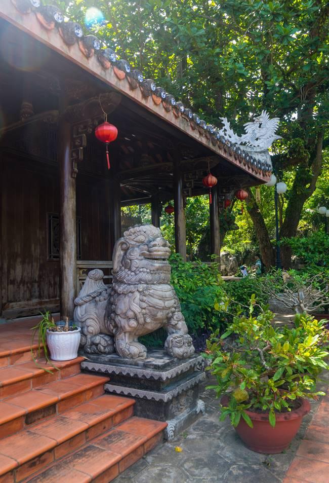 오행산(마블 마운틴) 삼태사(三台寺 추아 땀타이 Chua Tam Thai) 장식-6038