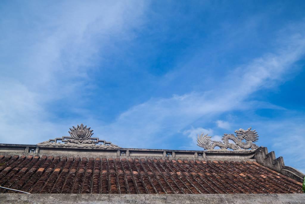 오행산(마블 마운틴) 삼태사(三台寺 추아 땀타이 Chua Tam Thai) 지붕 장식-6009