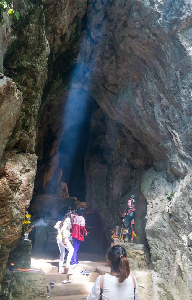 오행산(마블 마운틴) 장주동굴(Tang Chon Cave) 내부-5915