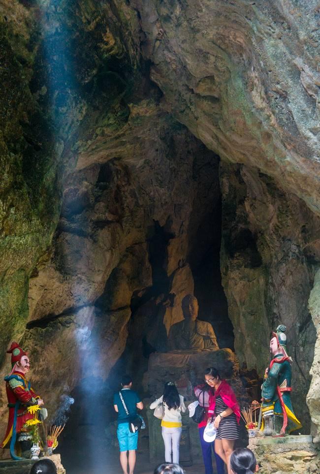 오행산(마블 마운틴) 장주동굴(Tang Chon Cave) 내부-5911