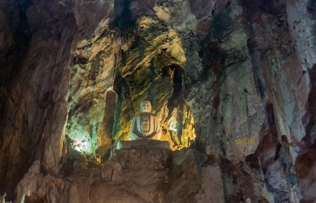 오행산(마블 마운틴) 후옌콩(Huyen Khong- 玄空) 동굴 내부-5976