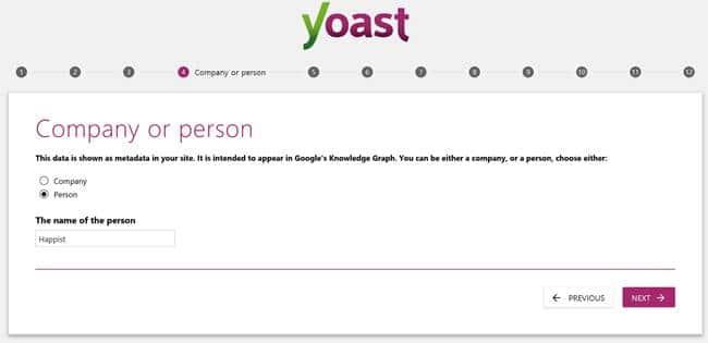 워드프레스 Yoast 플러그인 세팅 4단계