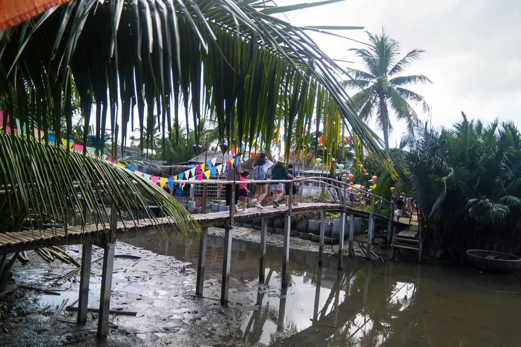 트남 다낭 여행 - 베트남 하천 그리고 다리-4933