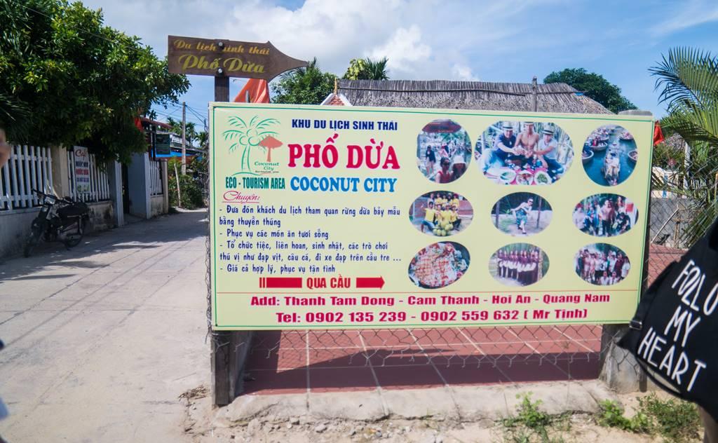 트남 다낭 여행 - 전통배 퉁버이(Thung Boi 바구니보트) 체험가는 길 -4926