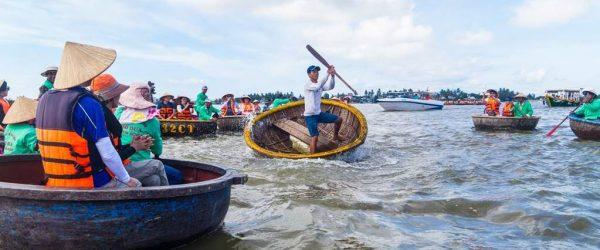 베트남 다낭 여행기 #9 – 베트남 전통배 퉁버이(Thung Boi 바구니보트) 체험하기 35