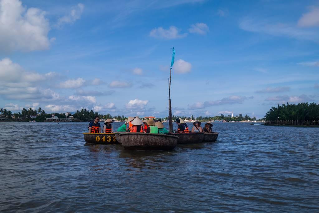 베트남 다낭 여행기 #9 – 베트남 전통배 퉁버이(Thung Boi 바구니보트) 체험하기 3