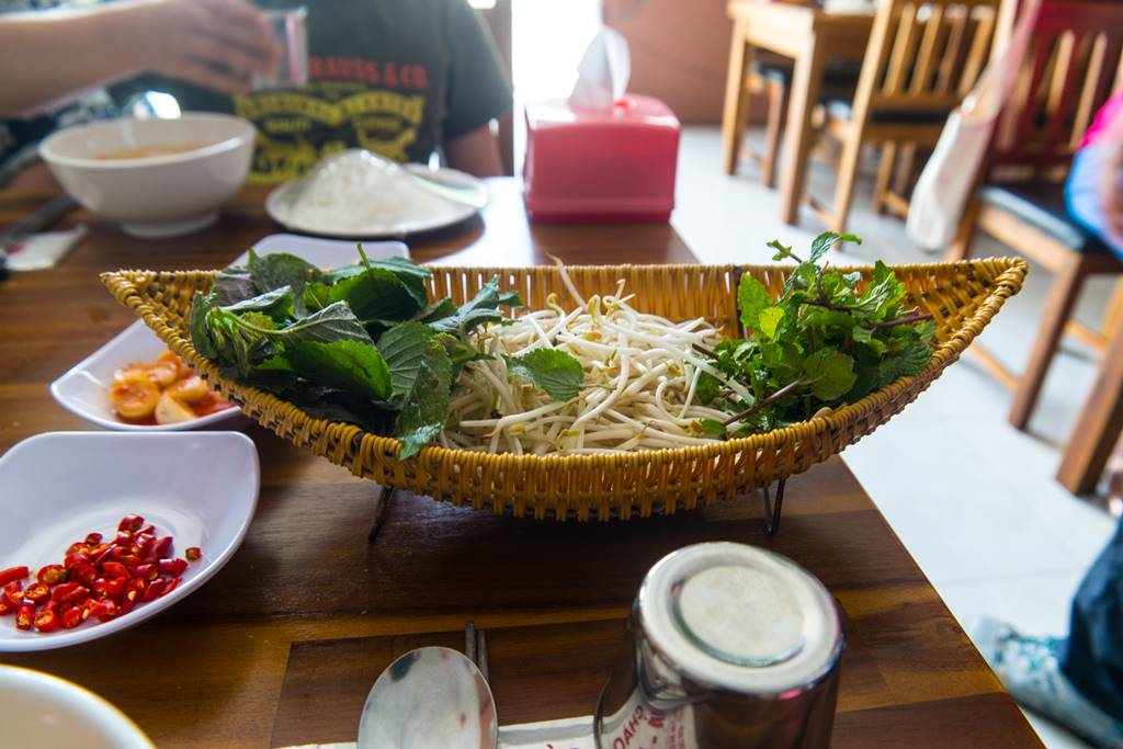 베트남 다낭 여행기 #15 - 베트남 분짜(Bún chả)를 맛보다 2