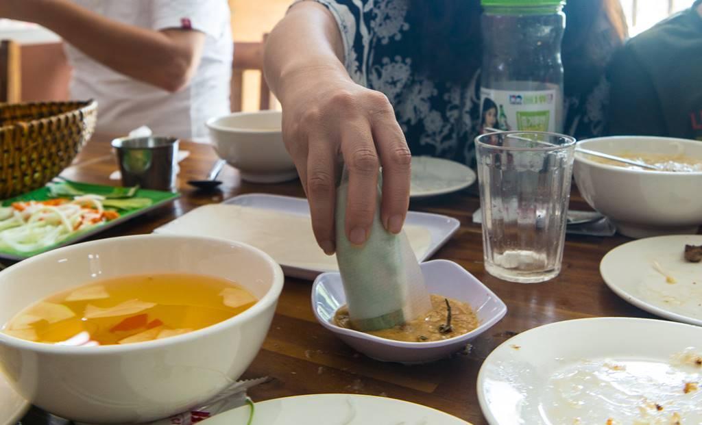 베트남 다낭 여행기 #15 - 베트남 분짜(Bún chả)를 맛보다 25