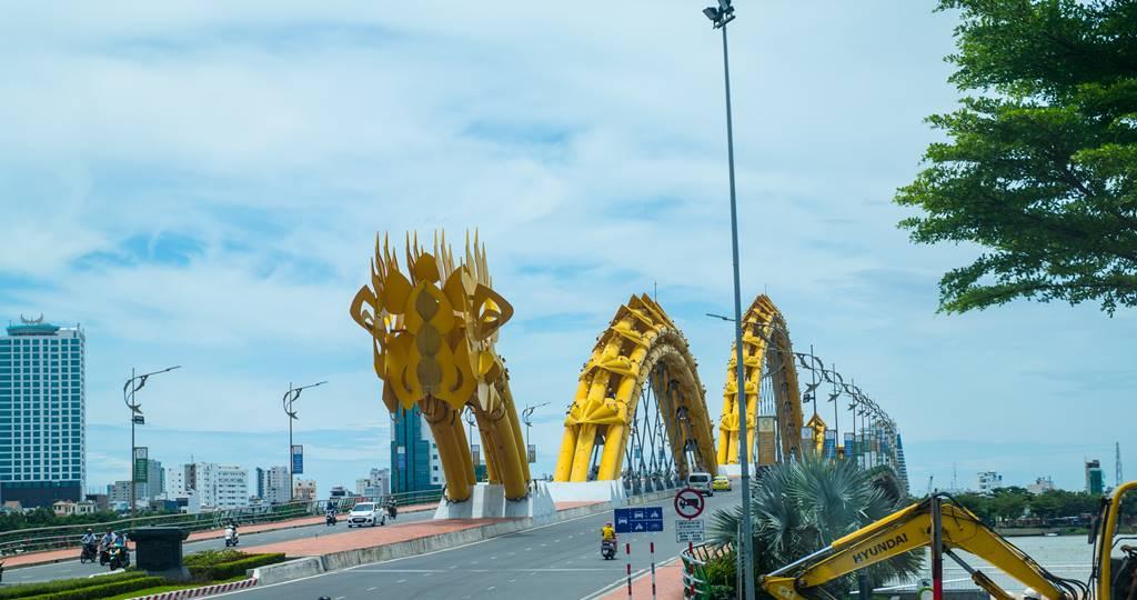 베트남 다낭 한강 용다리 01
