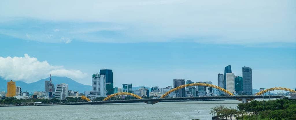 베트남 다낭 한강 용다리 02