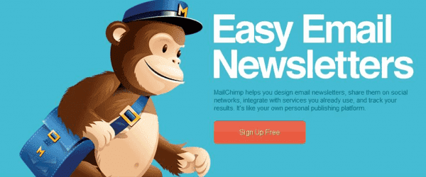 [이메일마케팅] 개인과 스타트업이 사용하기 좋은 이메일마케팅 서비스 - 메일침프(MailChimp) 1