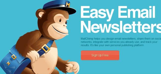 [이메일마케팅] 개인과 스타트업이 사용하기 좋은 이메일마케팅 서비스 - 메일침프(MailChimp)