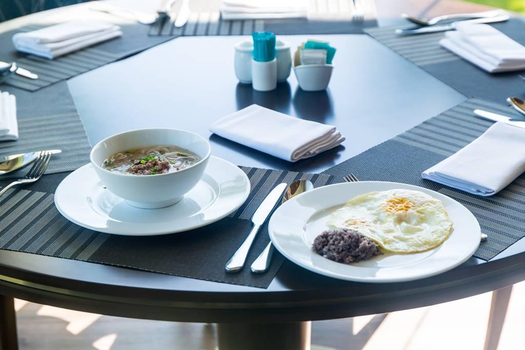 빈펄 호이안 식당