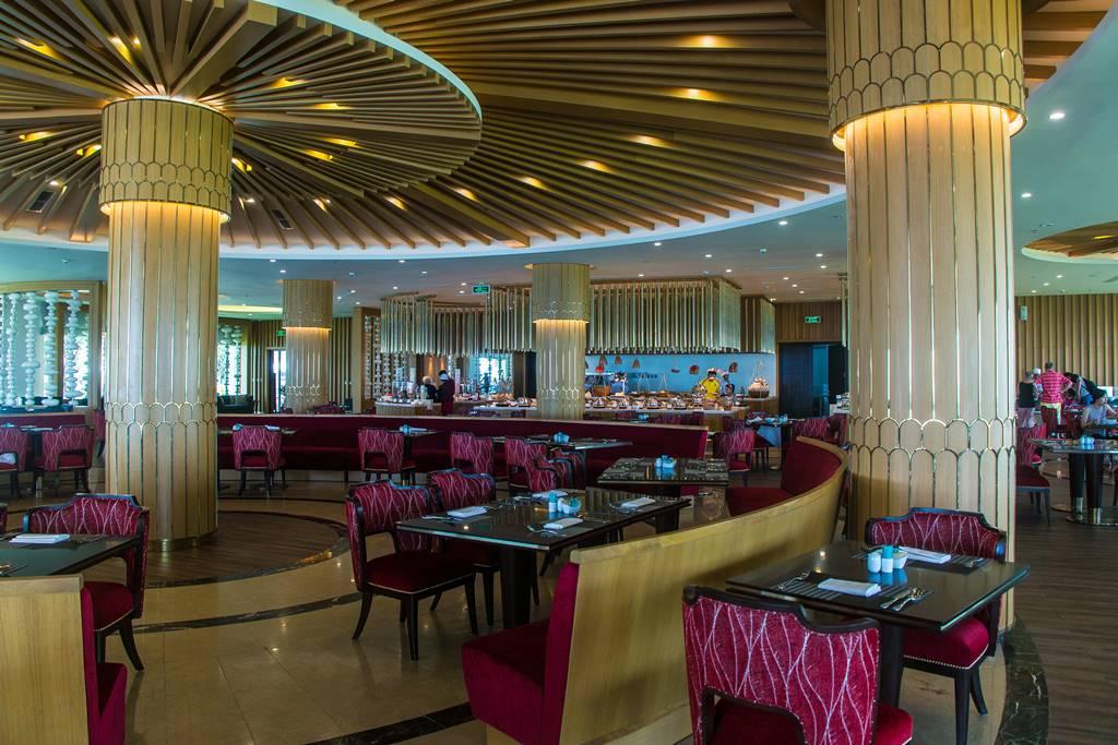 빈펄 호이안 식당 전경
