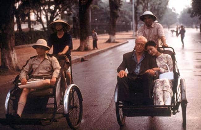 영화 THE QUIET AMERICAN 에 등장하는 시클로(Cyclo)