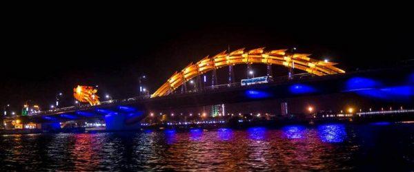 베트남 다낭 여행기 #13 한강 다리 야경이 아름다웠던 유람선 타기 34