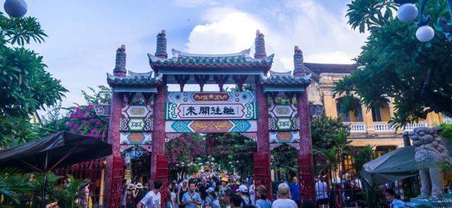 베트남 다낭 여행기 #12 – 시간이 멈춘 도시 호이안(Hội An 會安)의 역사적 흔적들