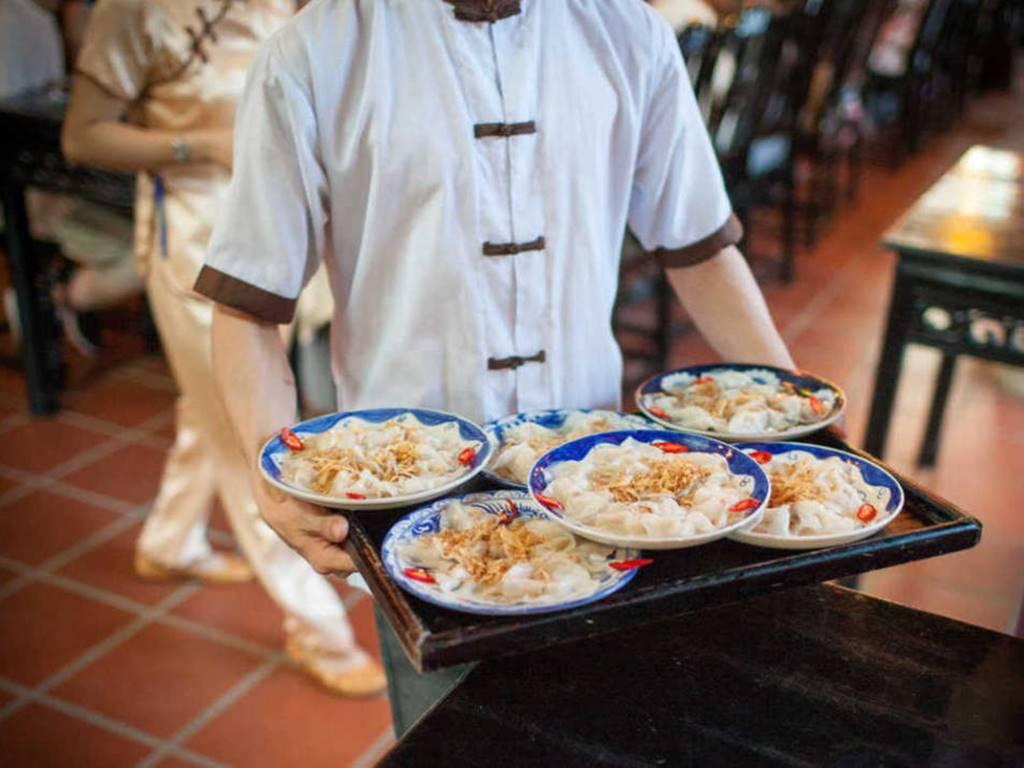 호이안 레바츄엔 (LE BA TRUYEN ll) 사이트에서 화이트로즈 음식 사진을 가져오다