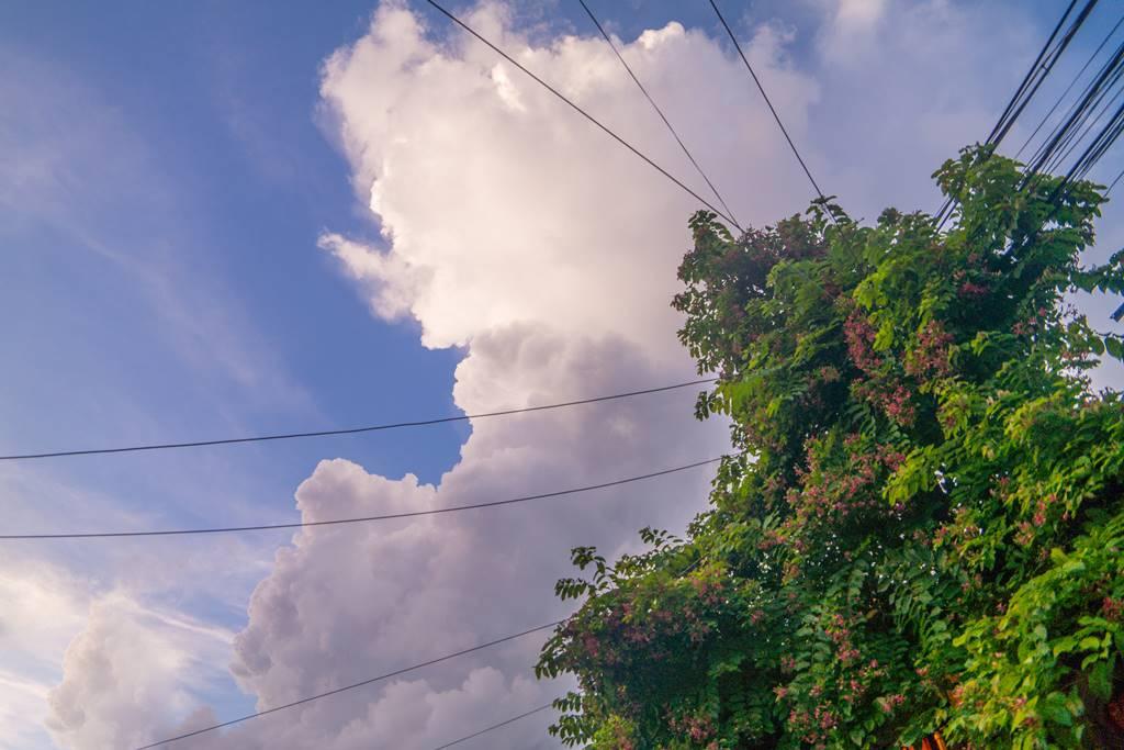 호이안(Hội An 會安) - 구름이 멋진 풍경 01