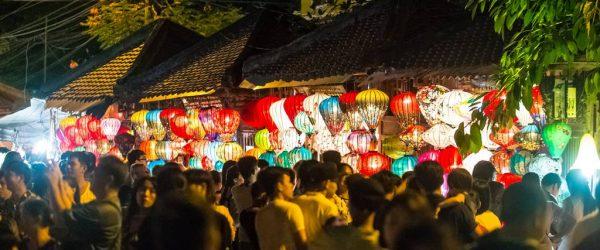 베트남 다낭 여행기 #11 – 색색의 등과 축제같은 분위기가 좋았던 호이안(Hội An 會安) 야시장 37