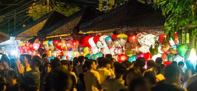 베트남 다낭 여행기 #11 – 색색의 등과 축제같은 분위기가 좋았던 호이안(Hội An 會安) 야시장