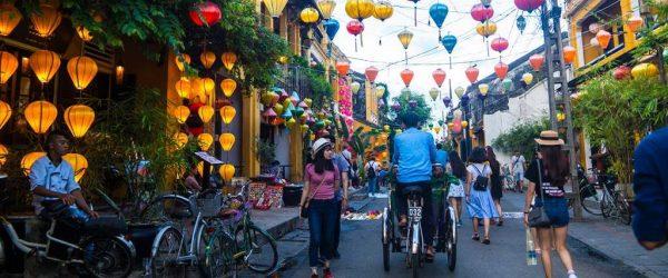 베트남 다낭 여행기 #10 - 베트남 전통 시클로(cyclo)에 담아 본 호이안(Hội An 會安) 풍경 34