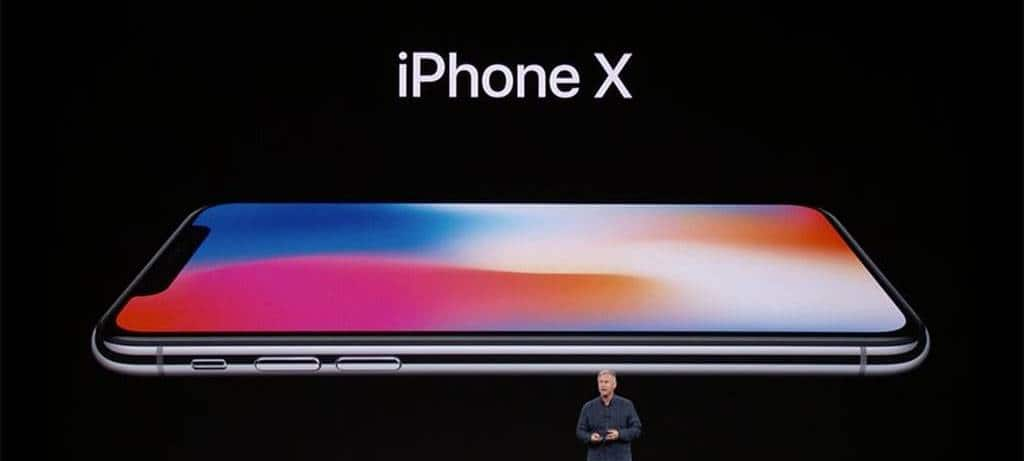 애플 아이폰 X 발표 모습 Apple iphone x announcement feature