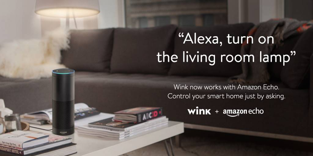 아마존 에코 스마트홈 wink+Amazon Echo