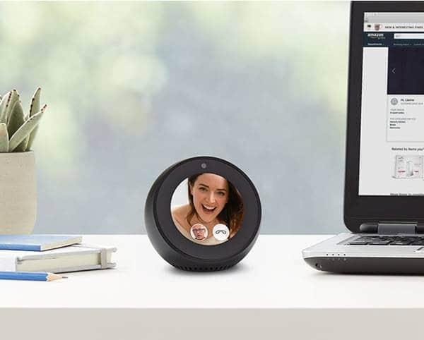 에코 스팟(Echo Spot) 시나리오 화상 통화 Video Call 02
