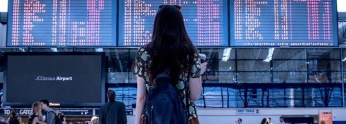 Featured_공항 여행 소녀 키스 airport-2373727