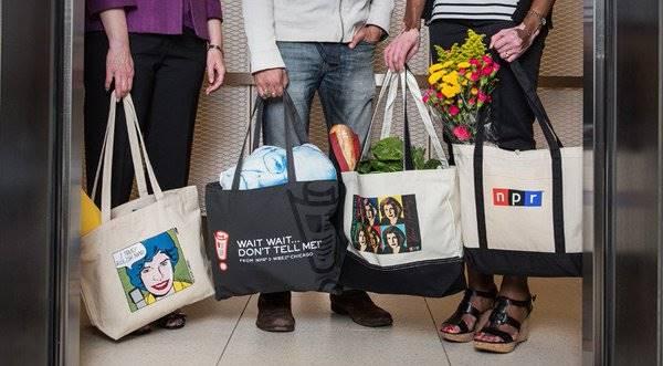 NPR 토트백 NPR tote bag2