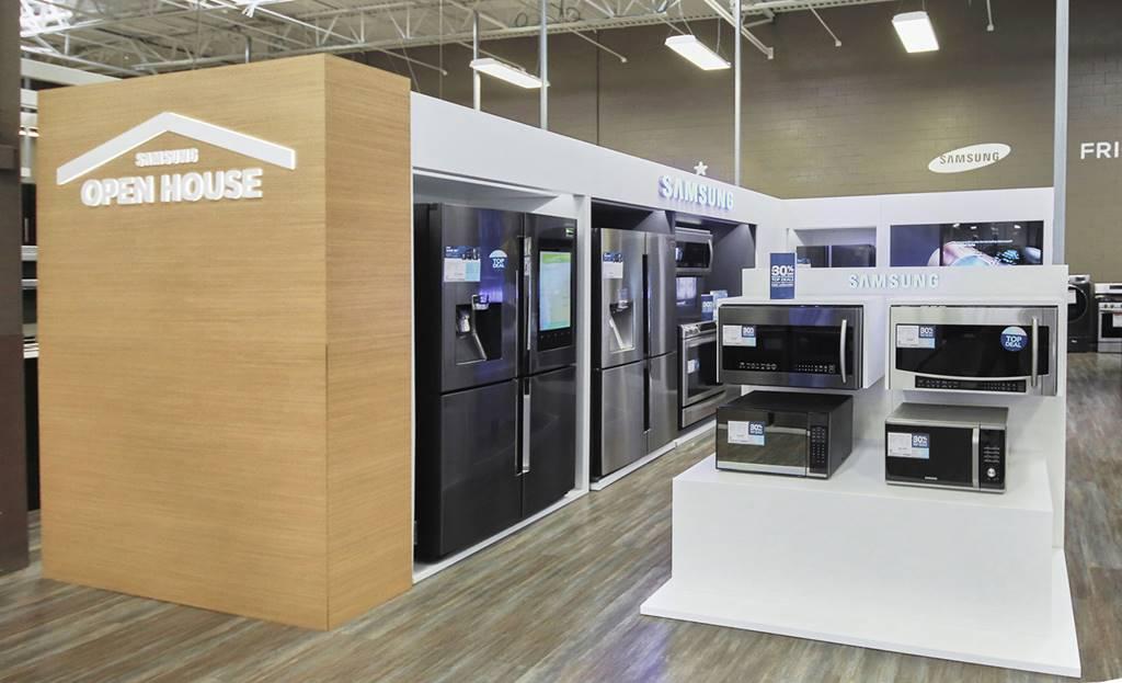 베스트바이 삼성 오픈하우스 모습