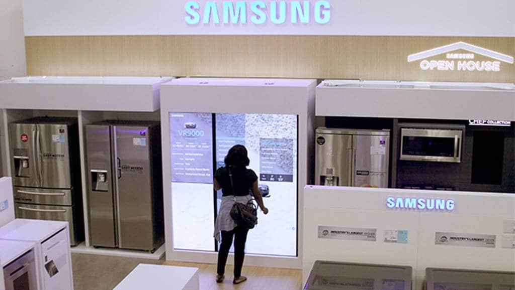 삼성 오픈 하우스(Samsung Open house) 베스트바이 매장02