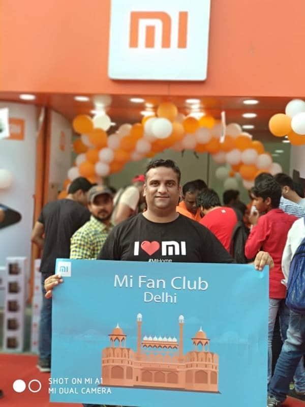 샤오미(Xiaomi) 미 팬클럽 Mi Fan Club