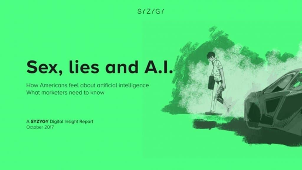 섹스, 거짓말 그리고 인공지능 SIZIGI의 AI 관련 리서치 보고서 01