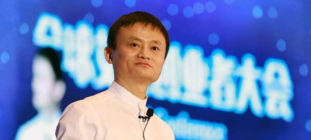 중국의 기술 기업 길들이기 대상이 되었다는 마윈