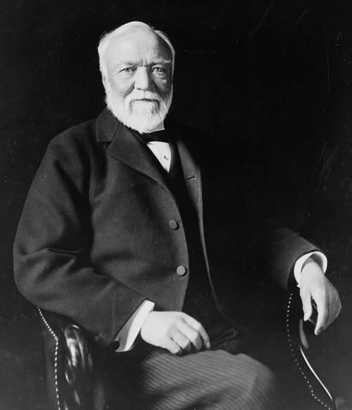 앤드류 카네기 Andrew Carnegie