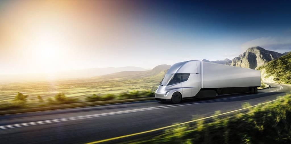 테슬라 자율주행 트럭 테슬라 세미 Tesla Semi 20171117153128671211