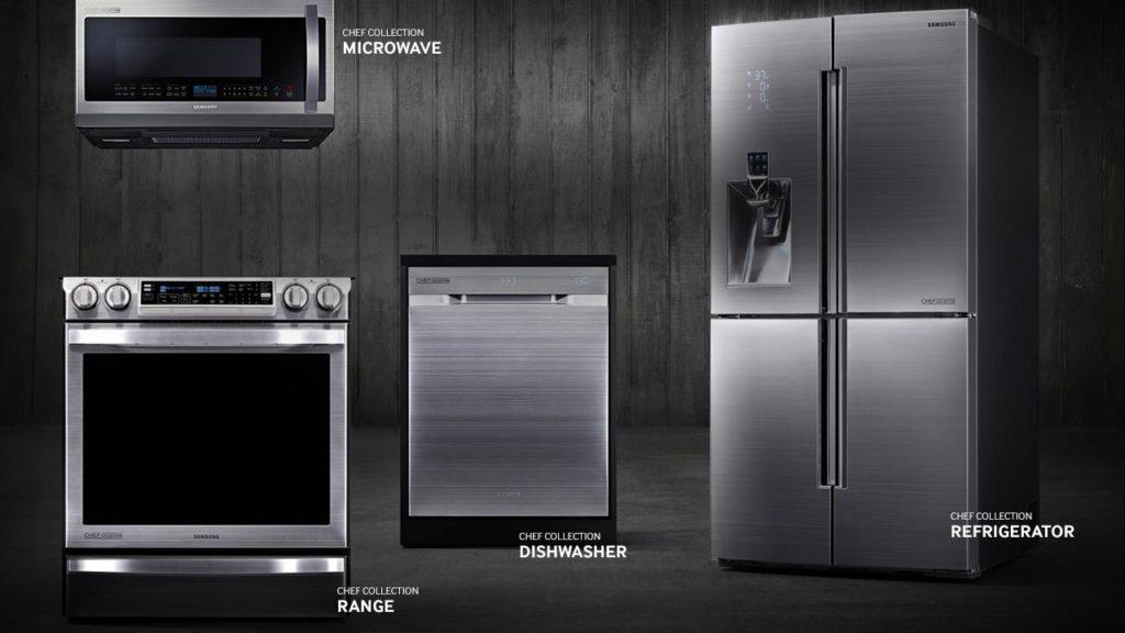 Samsung Chefs collection 삼성 세프컬렉션 라인업
