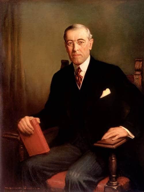 Woodrow Wilson Woodrow Wilson