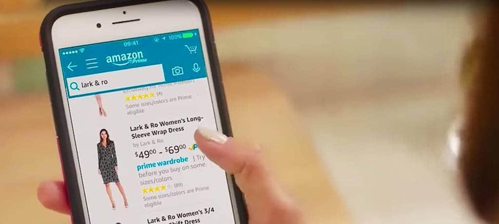 아마존 모바일 쇼핑 Amazon Mobile shopping