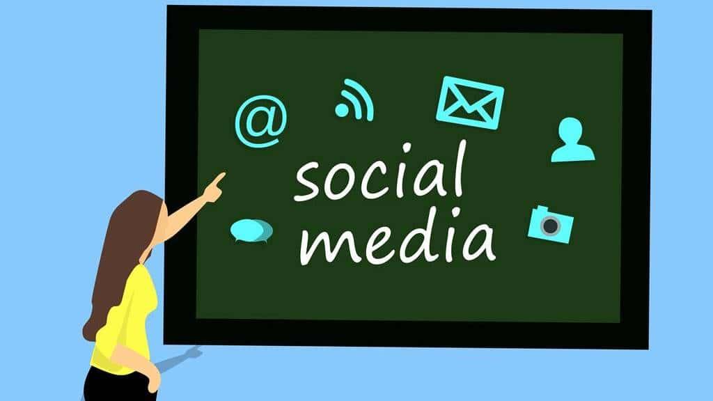 Featured_소셜 미디어 Social Media board-2893916