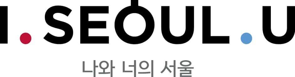 I·SEOUL·U 나와 너의 서울 브랜드 로고