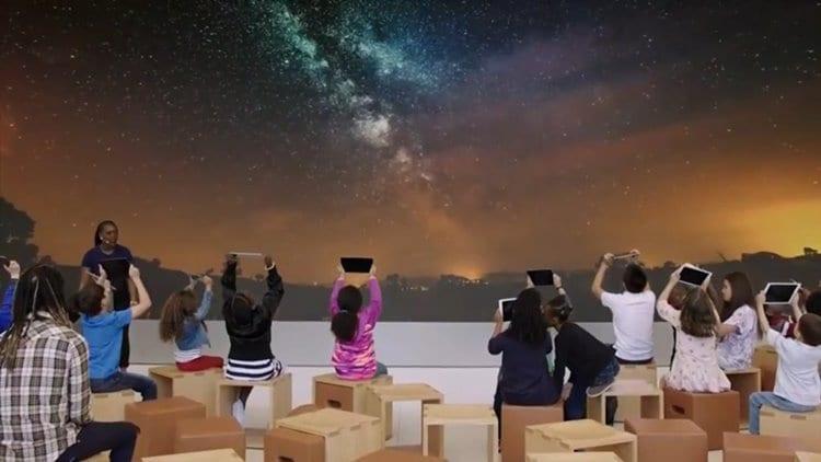 애플 타운 스퀘어 소개 Apple Store Apple Town SquareThe Future of Apple Stores - Keynote 2017.mp4_20180131_063533.971-009