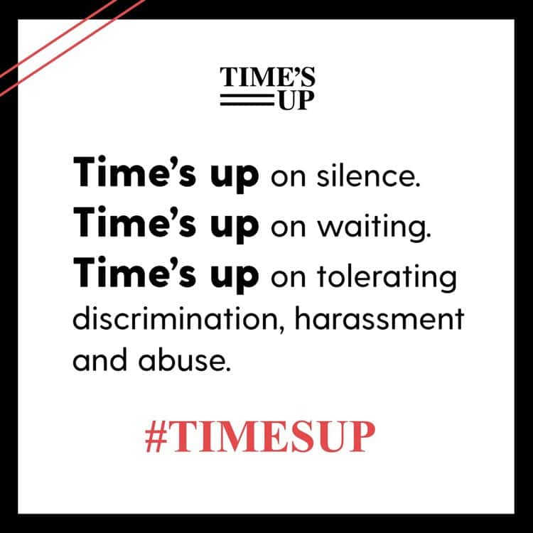 #TIMEUP Campaign