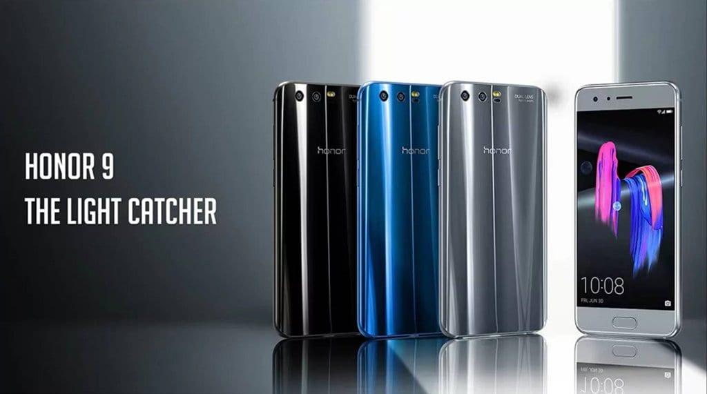 중국 화웨이 Huawei Honor 9 4G Smartphone